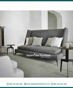 Sofa bangku wing chair, Sofa retro model L, Sofa retro, sofa retro, sofa kekinian, sofa scandinavian, sofa retro murah, sofa terbaru, kursi retro, sofa bangku retro, sofa bangku, sofa 3 dudukan, sofa 3 seater, sofa chester, sofa chesterfield.