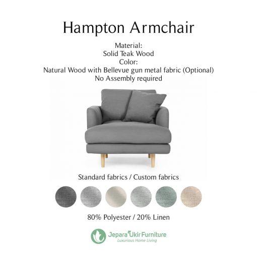 Hampton Armchair